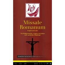 Android Roman Missal App